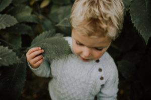 contemporary family photography