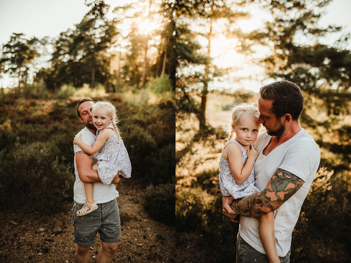 dad an daughter photoshoot