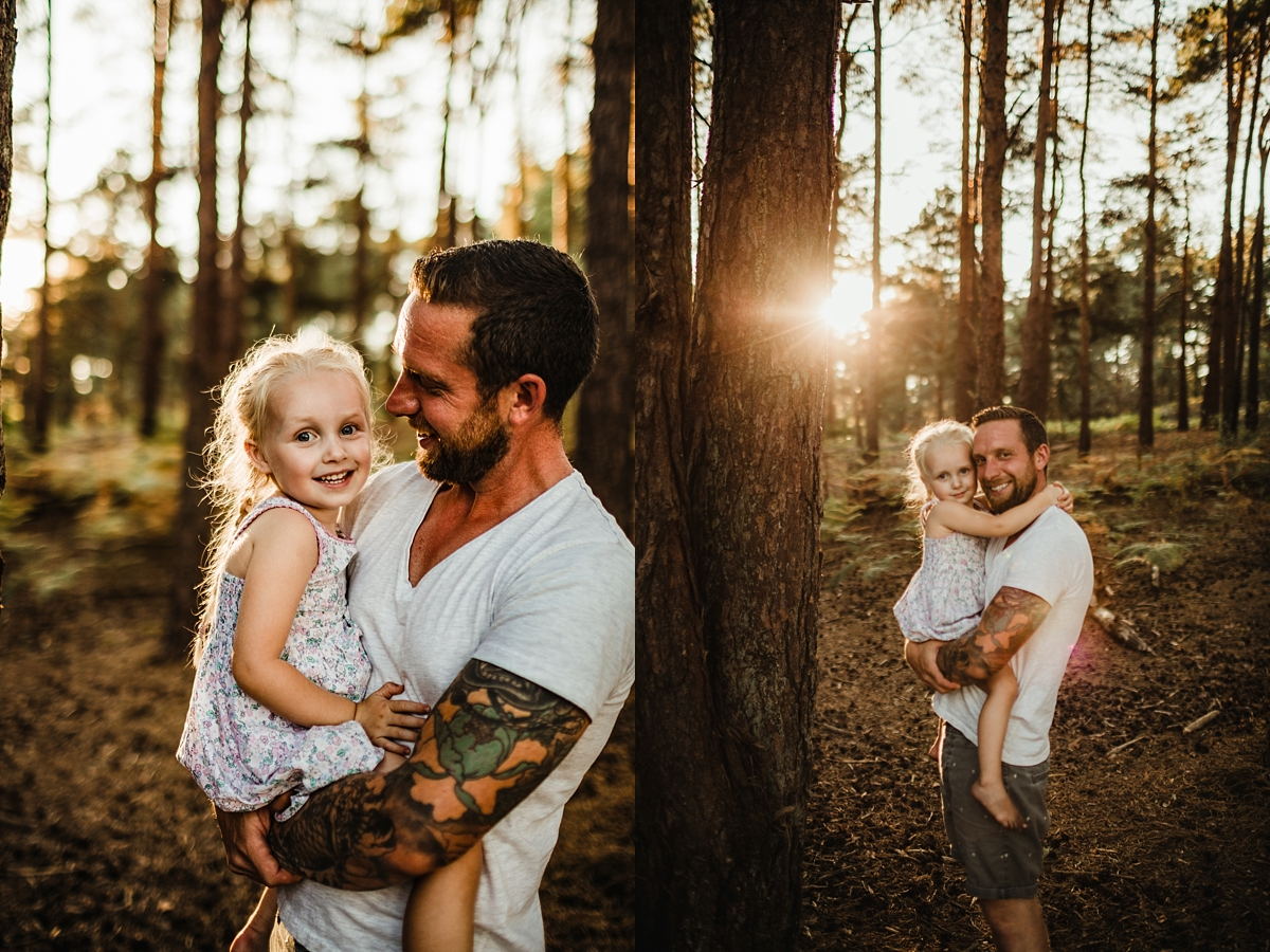 father and daughter photography ideas