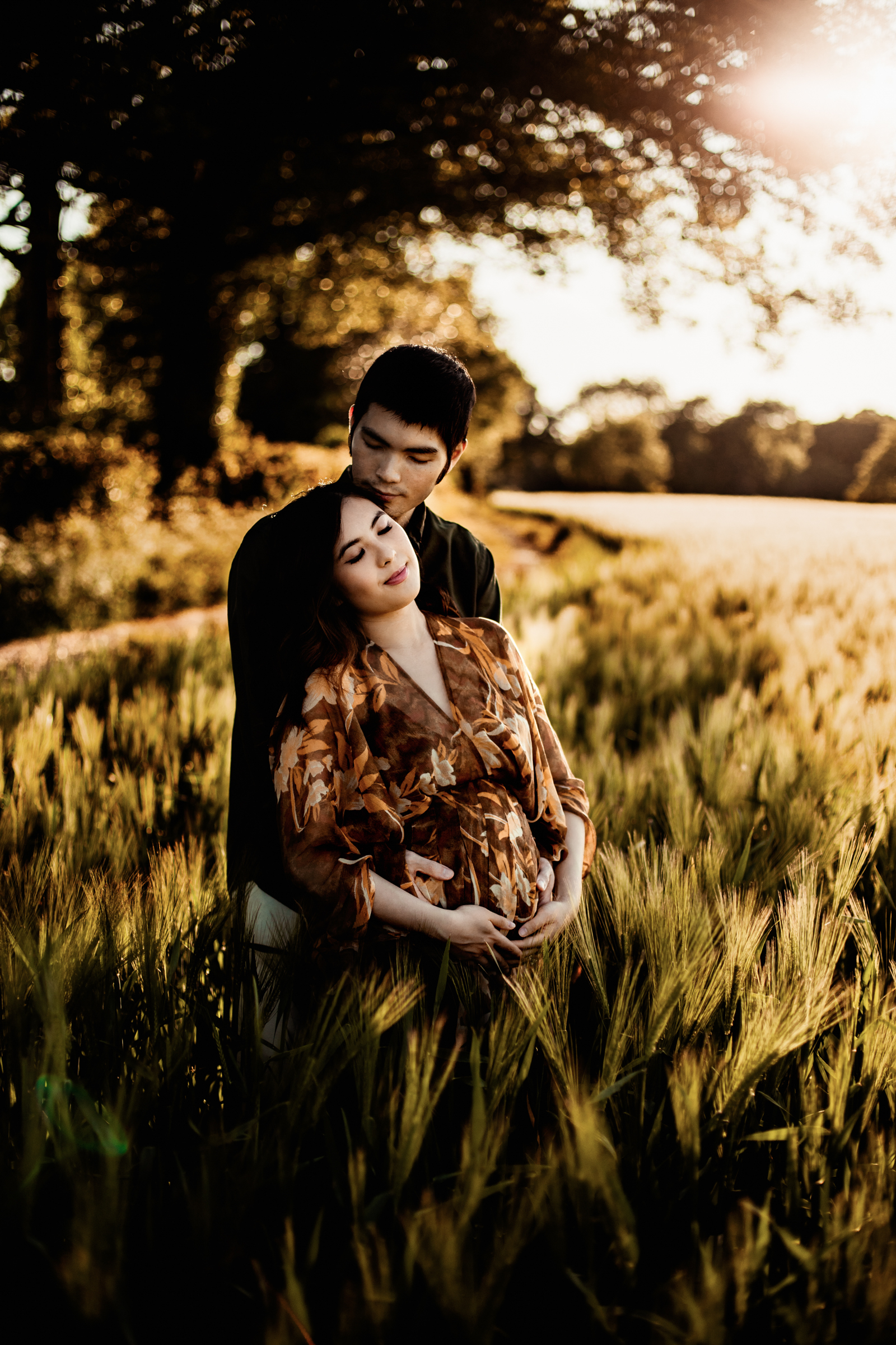 maternity photographer surrey